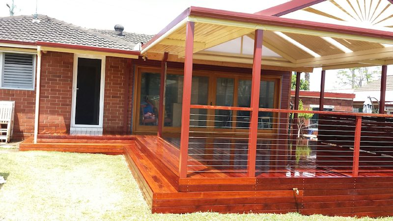 Maintenance Pergolas and Decks